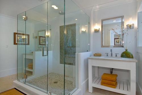 Cabin ,vách kính phòng tắm  vát góc giá tốt nhất 2016