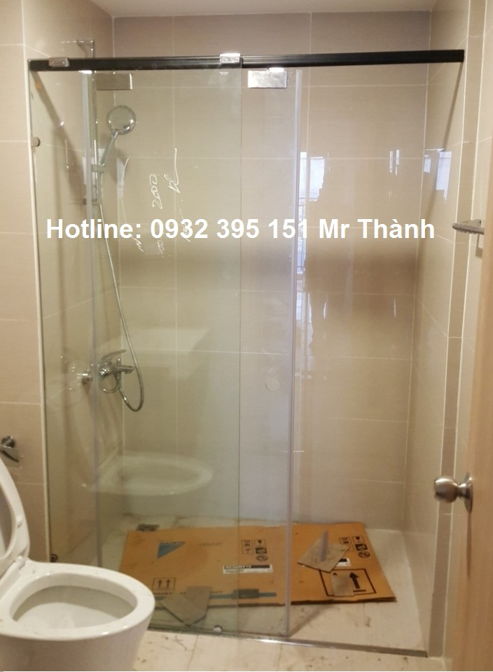 Thi công cửa kính phòng tắm giá rẻ nhất hcm