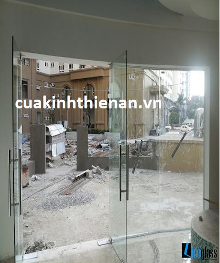 Thi công lắp cửa kính Thiên An Phát giá rẻ