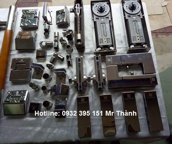 Báo giá thi công cửa kính cường lực tốt nhất quận Bình Tân