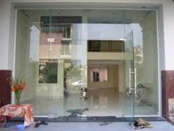 thiết kế & thi công cửa kính thủy lực tại hcm